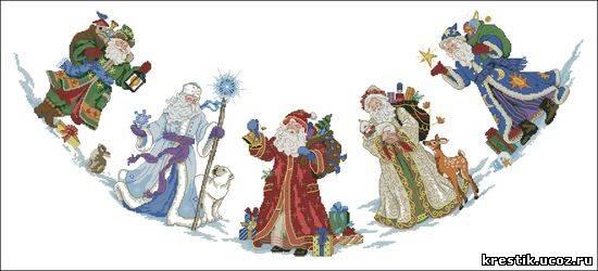 Зима, новогодняя | Просмотров: