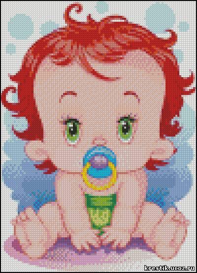 Детская вышивка | Просмотров: