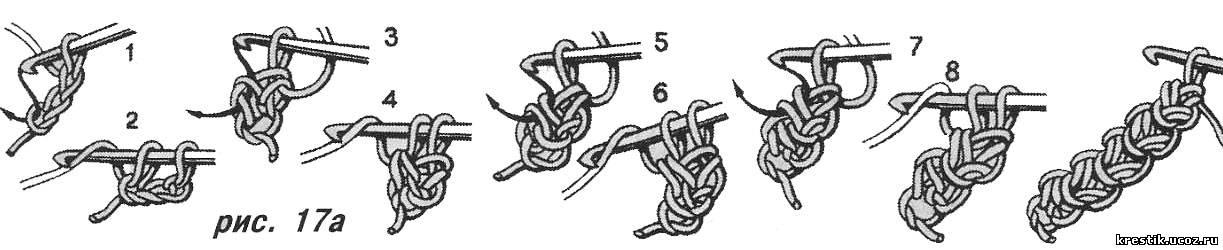 Вязание шнуров крючком для начинающих 79